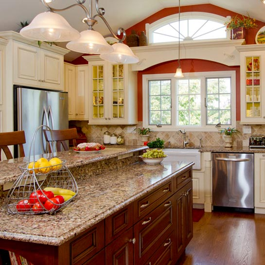 What Is A Kitchen Island With Pictures: Long Island Kitchen & Bath Designer / Remodeler